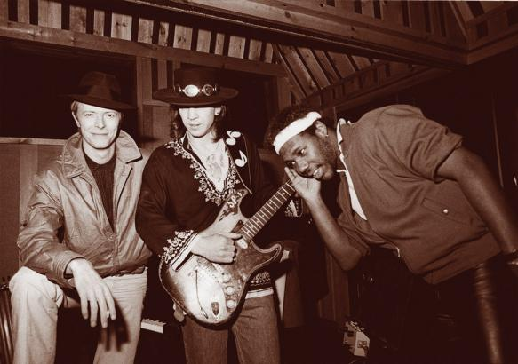Stevie Ray Vaughan with Bowie and Nile Rodgers.jpg