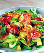 Warm Lobster Salad recipe