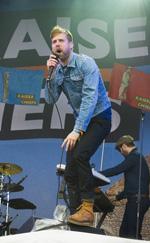 glastonbury 2014, classic rock bands