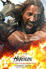 hercules movie poster, dwayne johnson, hercules, gothic