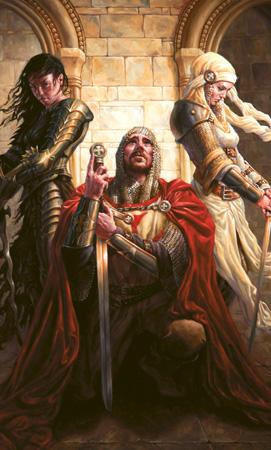 michael C. Hayes, fantasy artist, miserere,