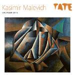 art calendars, tate calendar 2015