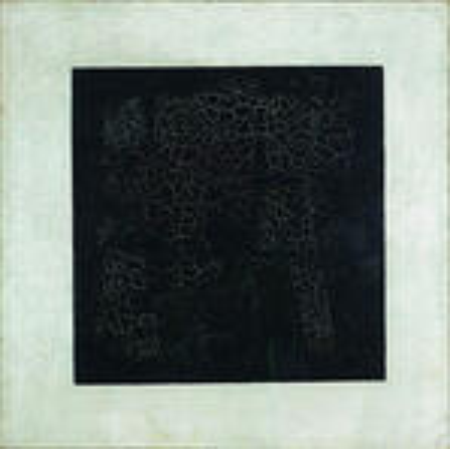 art calendars, malevich black square