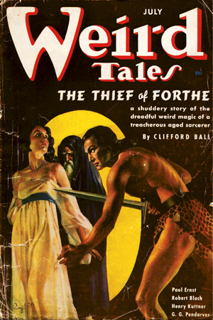 Weird Tales July 1937