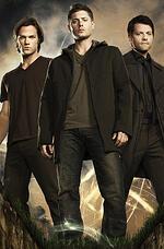 supernatural tv series, fantasy tv series,