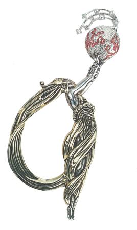 erte jewellry, art of fine gifts