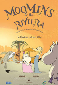 art of fine gifts, moomins riviera movie