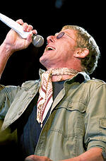 classic rock bands, the who, roger daltrey,