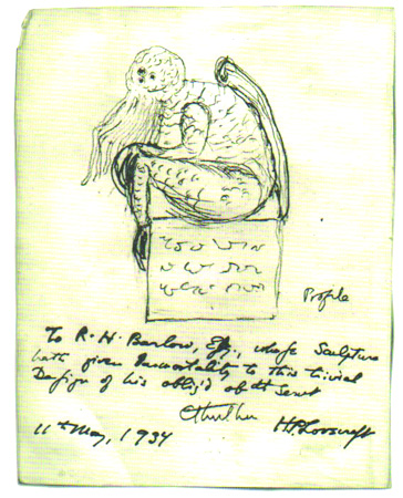 h.p.lovecraft, cthulhu art, gothic dreams,
