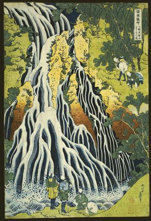 japanese woodblocks, Katsushika Hokusai,