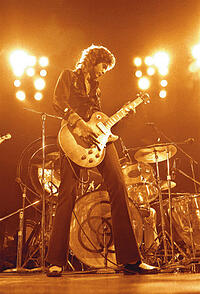 classic rock bands, jimmy page