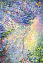 josephine wall, celestial art, fantasy art,
