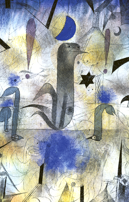 paul klee, degenerate art, art of fine gifts,