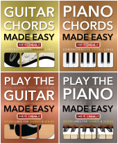 Made Easy Chord Finder, Scales and Modes