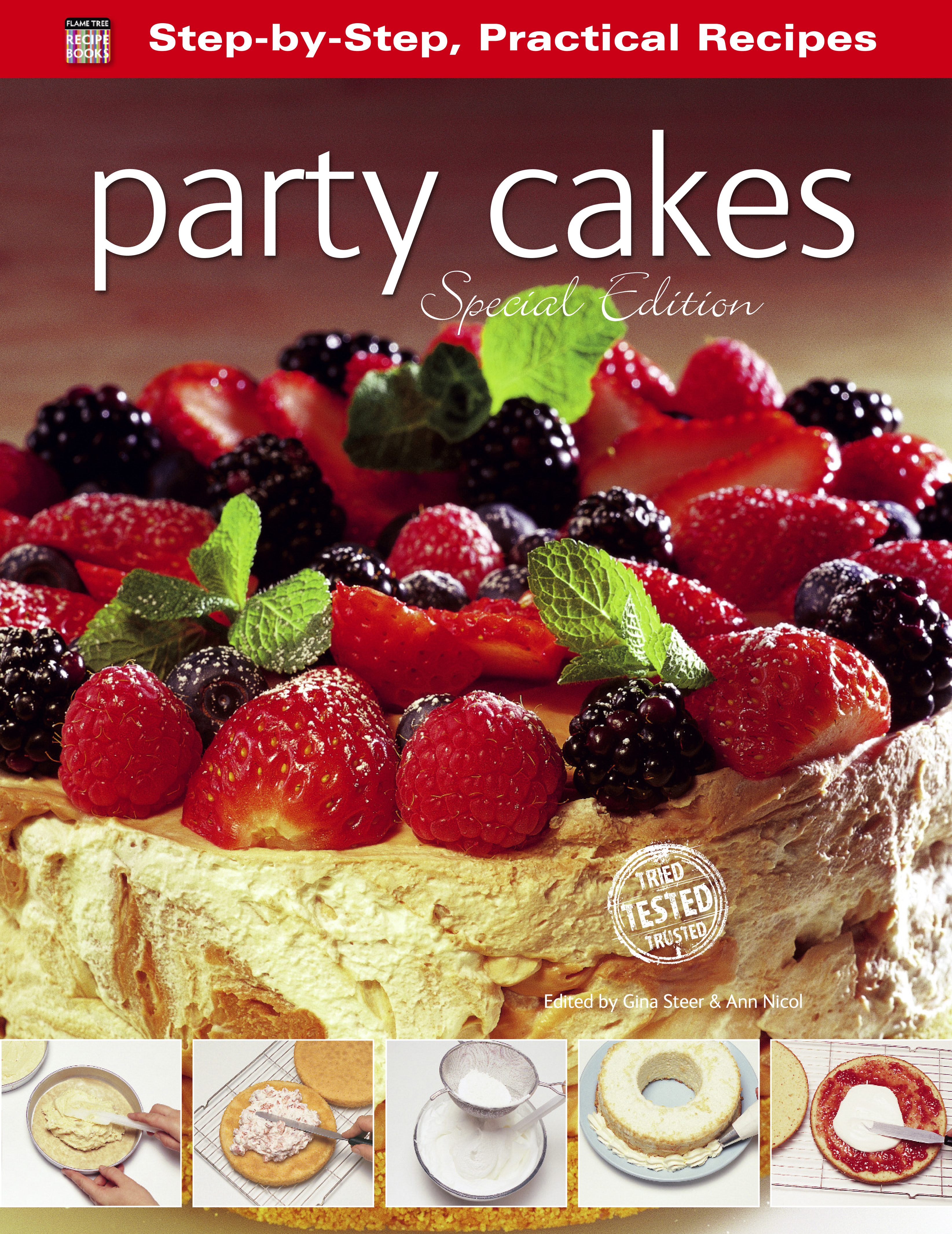 Flame tree free party cakes recipe book a variety of delicious recipes forumfinder Images