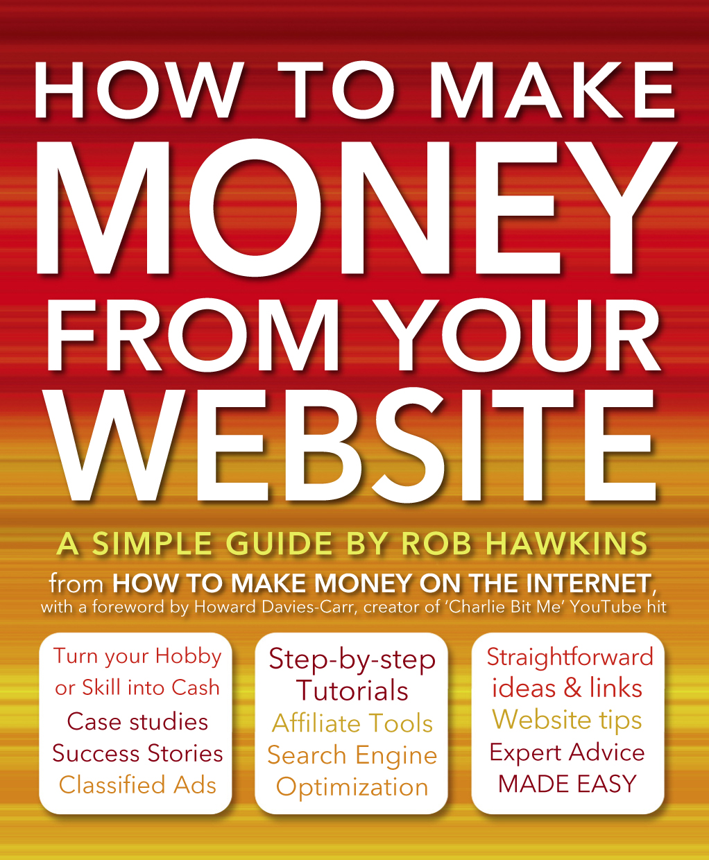 How to Make Money from Your Website. Expert Advice Made Easy