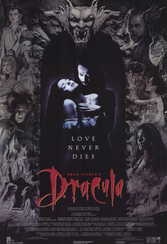 bram stoker dracula movie poster 1992 resized 600