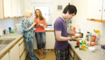 Student Cooking