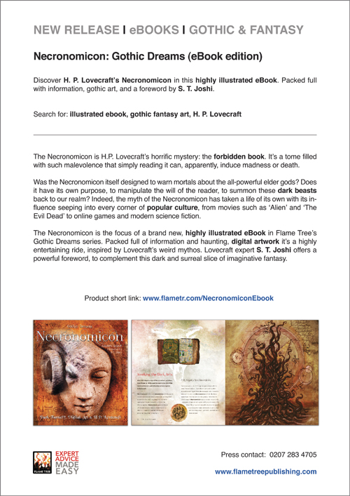 Press release   Necronomicon