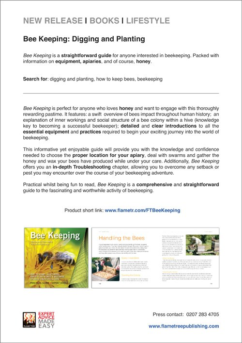 bee keeping, digging and planting, expert advice,