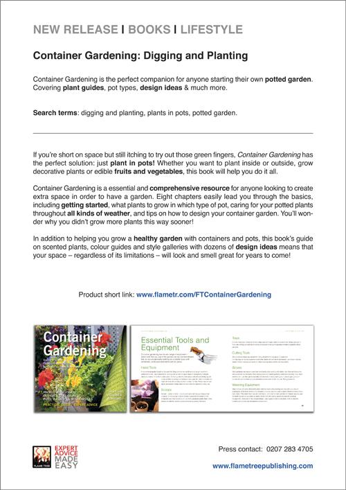 Container Gardening   PR