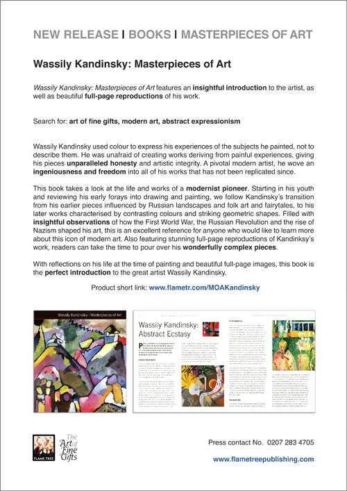 Kandinsky   Release