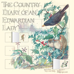 diary of an edwardian lady, advent calendar, art calendar,