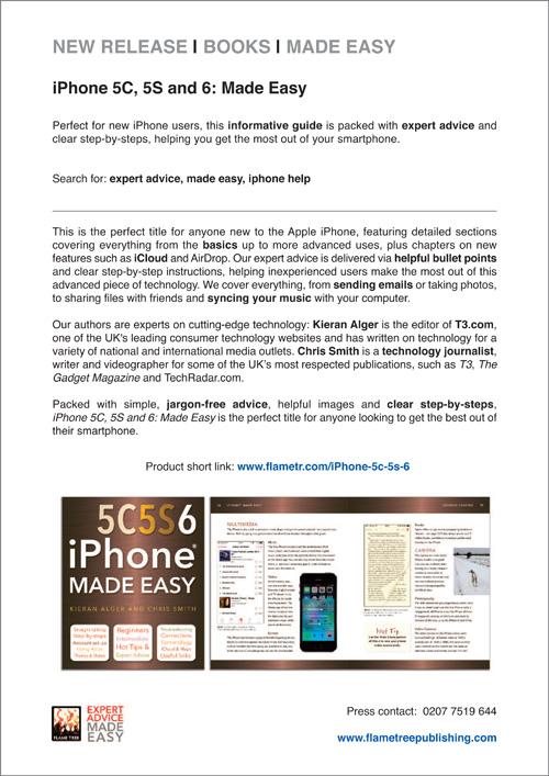 iphone 5   6 Press Release