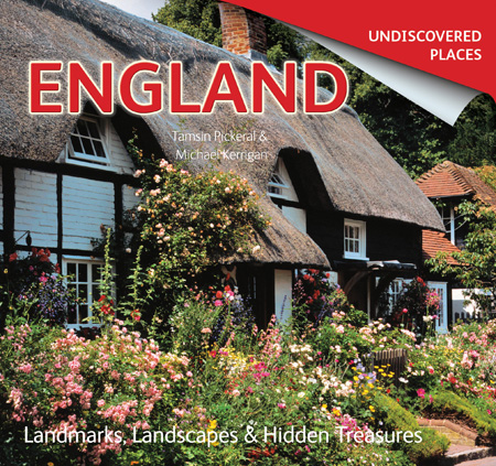 undiscovered england, flame tree publishing,