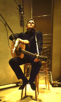 johnny cash, cry cry cry, country music, flame tree music,