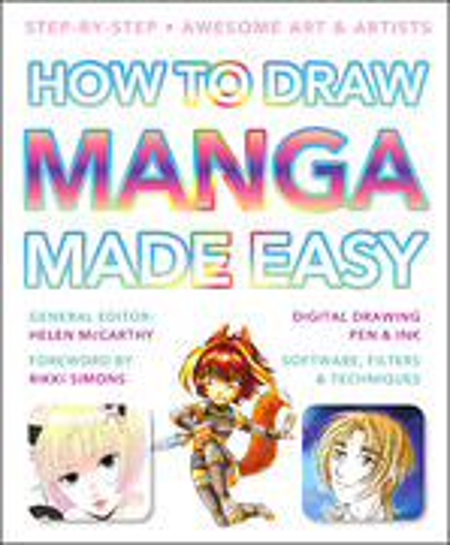how to draw manga, expert advice, made easy,