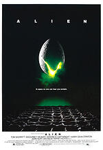 alien, ridley scott, riply, alien poster, in space no one can hear you scream,