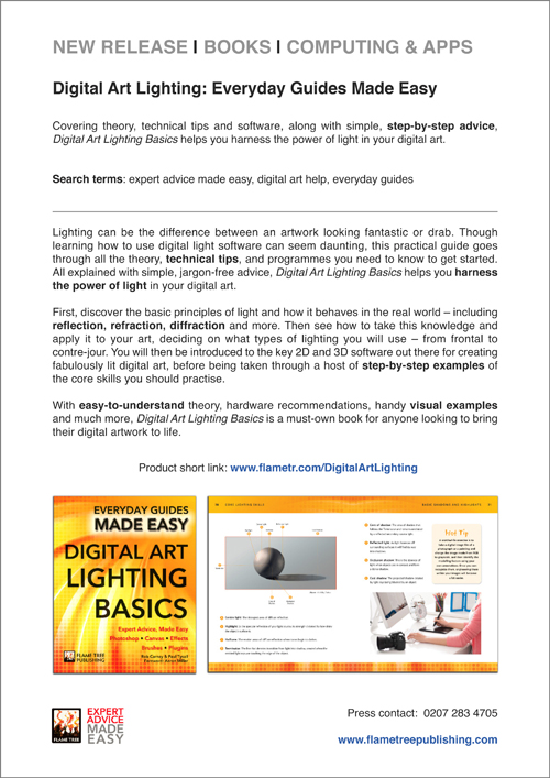 Digital Art Lighting Press Release