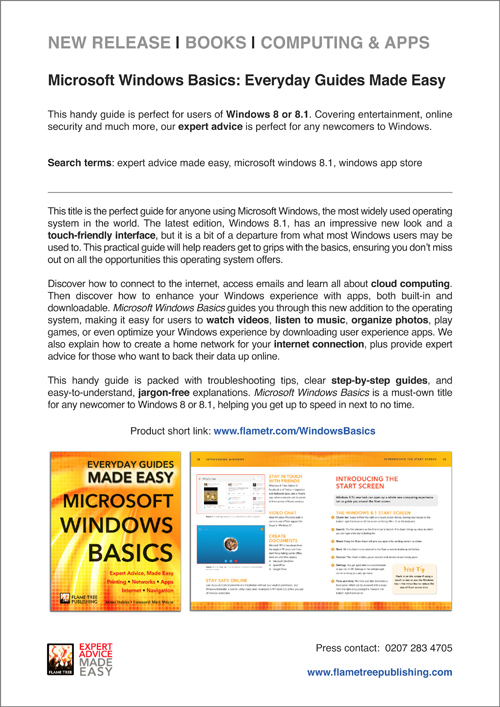 MS Windows Press Release