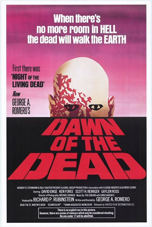 zombie pictures, dawn of the dead