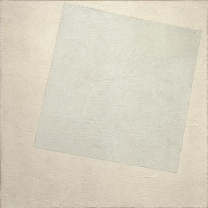kasimir malevich, white on white, flame tree calendar,