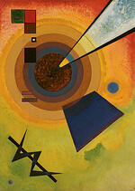 wassily kandinsky, google doodle, abstract art,