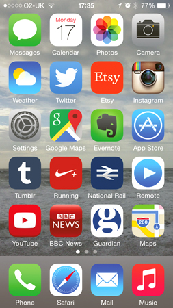 every day guides made easy, expert advice made easy, iphone homescreen, iphone apps,
