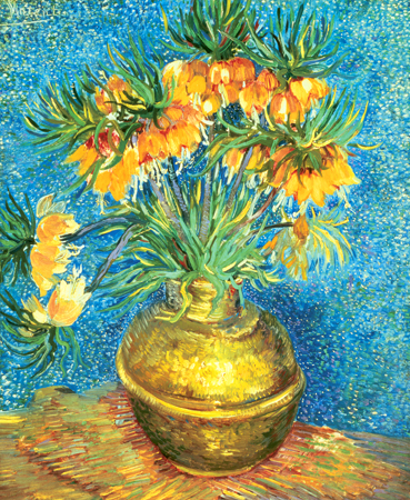 Van Gogh, Masterpieces of Art, Sunflowers
