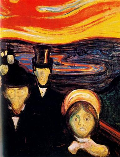 Munch Anxiety, Art of Fine Gifts