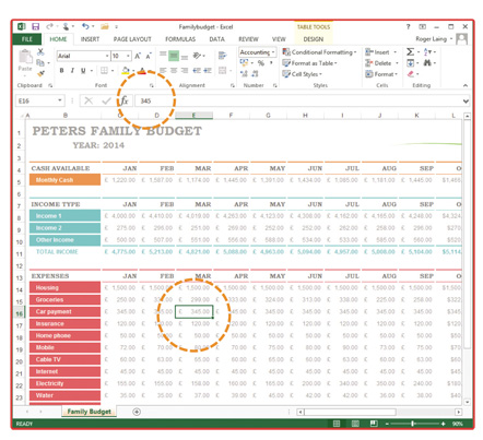 excel naming, excel advice, excel help,