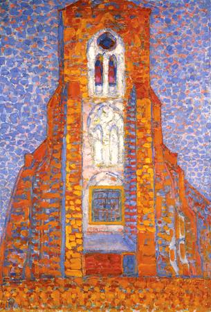 mondrian, mondrian abstract art, mondrian Theosophy, masterpieces of art,