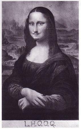 Marcel Duchamp, LHOOQ