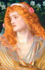 Pre-Raphaelite, masterpieces of art, rossetti