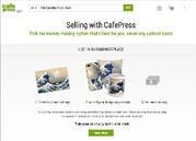 Cafe Press, Selling online