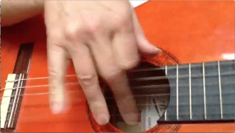 Play Guitar, right hand 01, jake jackson