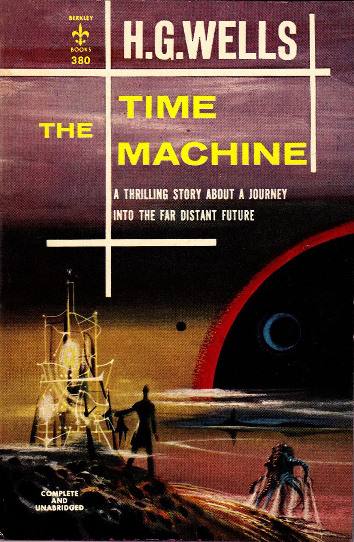 HG Wells, The Time Machine