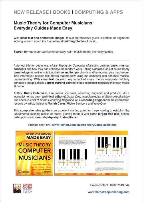 Music Theory   Press Release