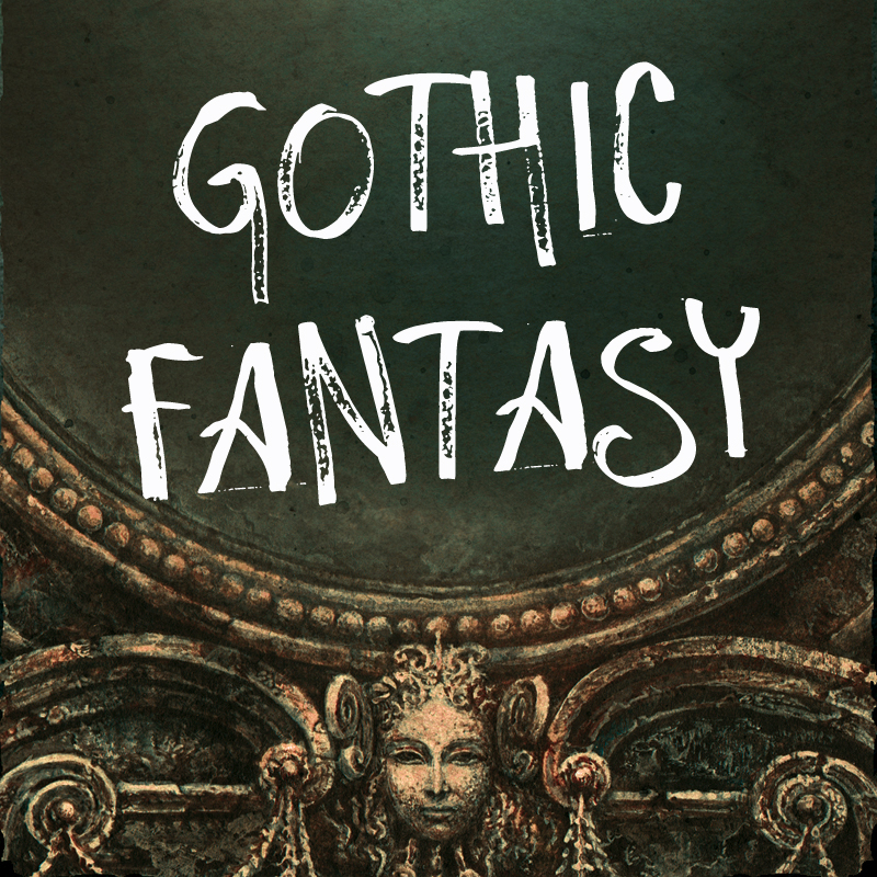Gothic Fantasy, short stories, Flame Tree, Ghosts, Supernatural