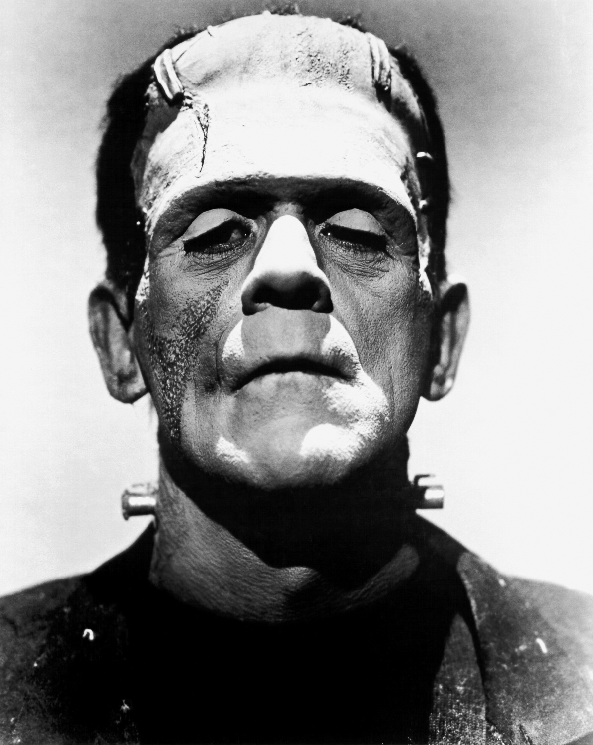 creepy stories, frankenstein, boris karloff